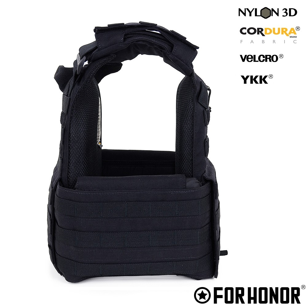 PLATE CARRIER G2 - BLACK