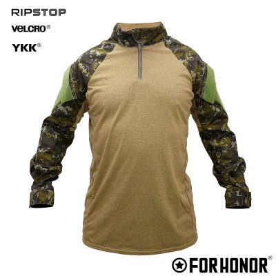 COMBAT SHIRT 711 - DIGITAL RURAL