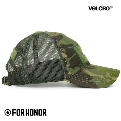 BONÉ TÁTICO HARDY SCREEN - MULTICAM TROPIC