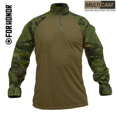 COMBAT SHIRT MULTICAM TROPIC