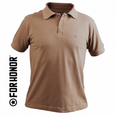 CAMISA POLO COYOTE LISA