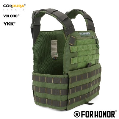 PLATE CARRIER - OLIVE GREEN