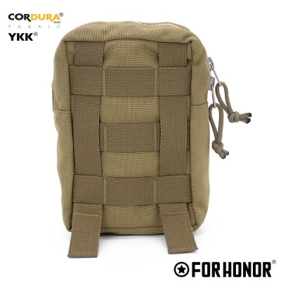 BOLSO VERTICAL - COYOTE